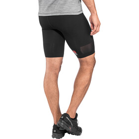 Compressport Running Under Control Short, black